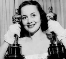 Oscarová Olivia de Havilland