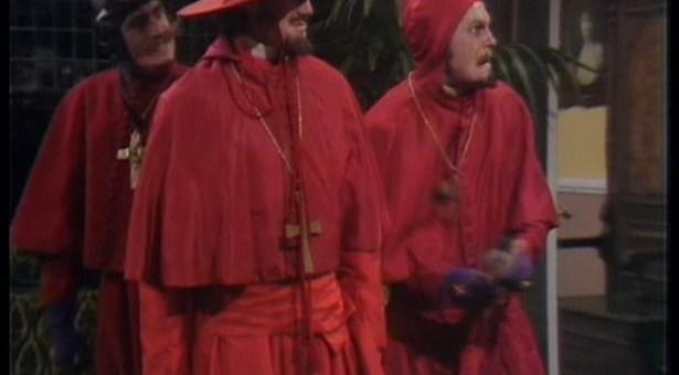 Tanec na hraně inteligentní trapnosti: Monty Pythonův Létající cirkus