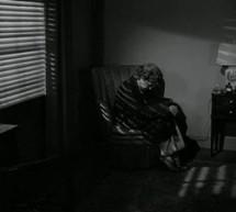 Žena jako oběť ve Velkém zátahu Fritze Langa