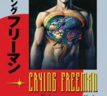 Crying Freeman není žádný uplakánek