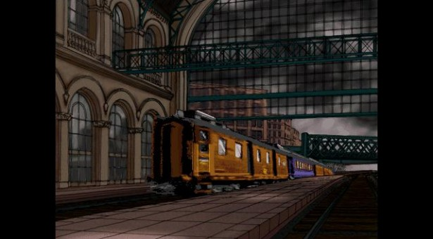 The Last Express: Video Game as Art