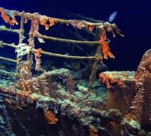 Loď, která ztroskotala, aby se stala nepotopitelnou