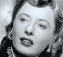 Dan Callahan: Barbara Stanwyck – The Miracle Woman