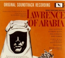 Maurice Jarre: Lawrence of Arabia