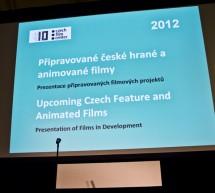 Připravované české hrané a animované filmy