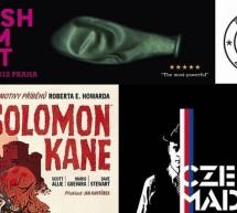 Velká soutěž: 4 živly, Fresh Film Fest, Solomon Kane, Czech Made Man