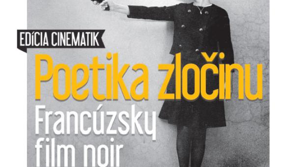 Cinematik vydává sborník o francouzském filmu noir