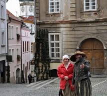 Olomouc se stala Paříží z doby Tří mušketýrů