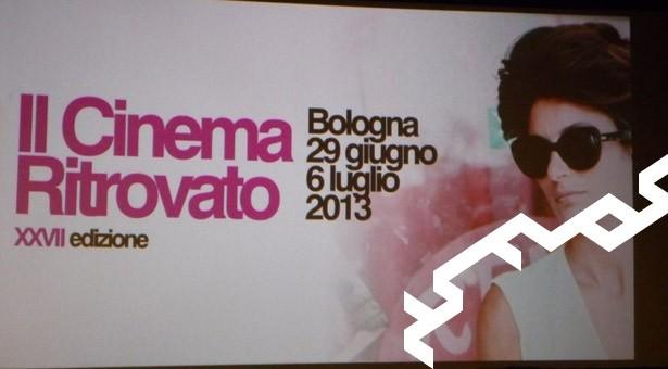 Do Boloni nejen za jídlem. Il Cinema Ritrovato 2013