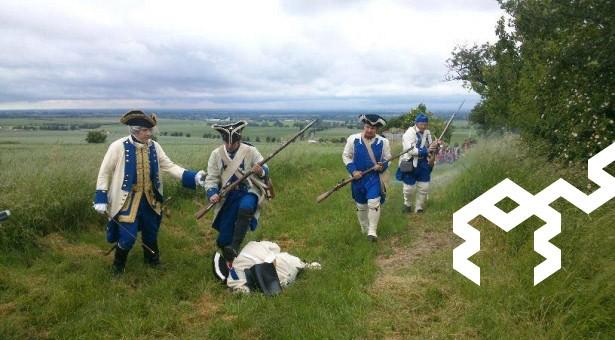 AFO 2014: Reportáž z bitevního pole české historie