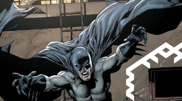 Batman se zlobí
