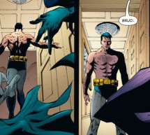 Je libo jednoho Batmana do knihovny?