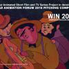 Přihlaste svůj projekt na Visegrad Animation Forum 2016