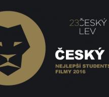 Speciální blok iShorts uvede studentské filmy nominované na Českého lva