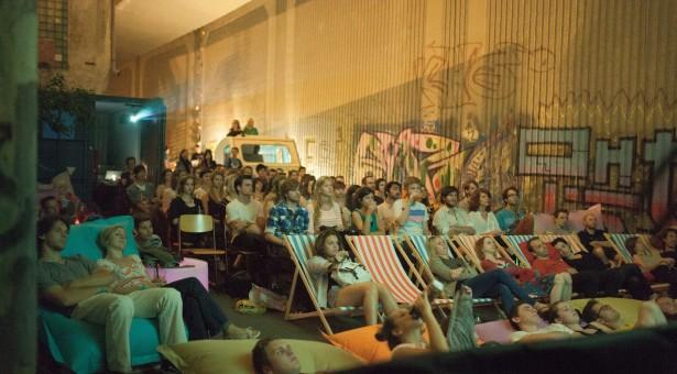 Soutěž o vstupenky do letního kina Meetfactory!