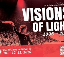 10. ročník VISIONS OF LIGHT uvede retrospektivu divácky nejúspěšnějších filmů z historie přehlídky
