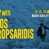 Cinergy master class s řeckým střihačem Yorgosem Mavropsaridisem