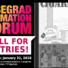 Visegrad Animation Forum announces call for submissions  for its 6th edition