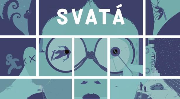 Vychází nový český komiks Svatá Barbora