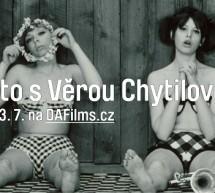 DAFilms uvádí retrospektivu  15 filmů Věry Chytilové