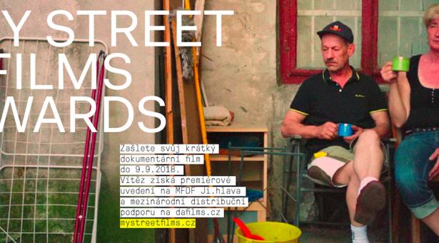 S My Street Films přichází nová filmová generace!