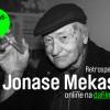 DAFilms uvádí přehlídku filmů Jonase Mekase, zakladatele filmové avantgardy