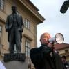 Ji.hlavu dnes zahájí snímek o prezidentské kampani Michala Horáčka