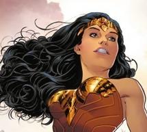 Wonder Woman znovuzrozená