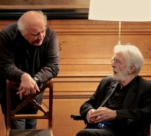 Kameraman Christian Berger a scénograf Christoph Kanter pohovoří o spolupráci sMichaelem Hanekem