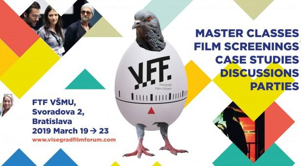 Už balíme kufry na Visegrad Film Forum