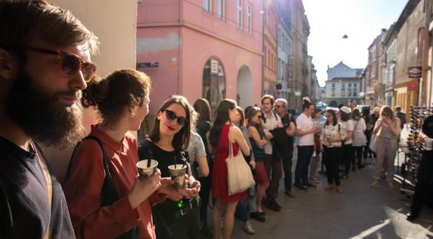 Olala! Do Olomouce 18. dubna na procházku uměním