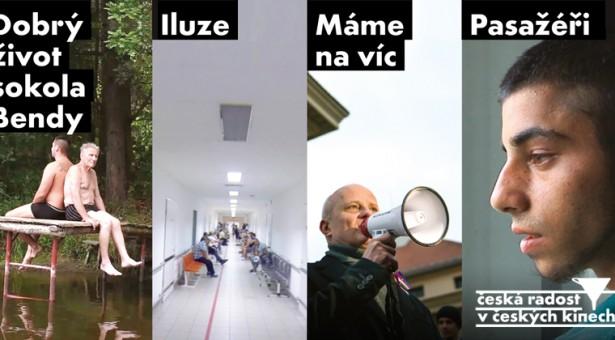 DAFilms uvádí 4 filmy z jihlavské České radosti