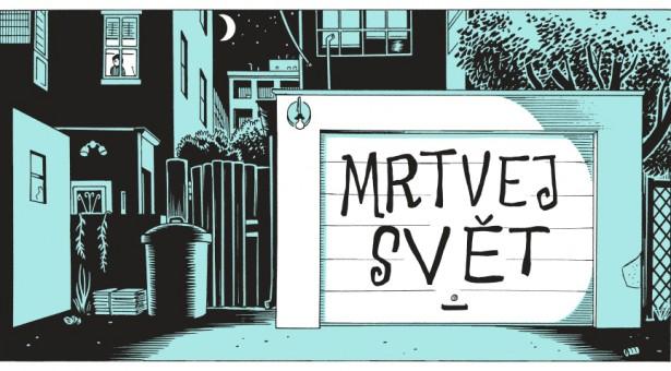 Komiks Ghost World v češtině se blíží