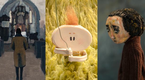 Tři animáky z Annecy jsou k vidění on-line na DAFilms
