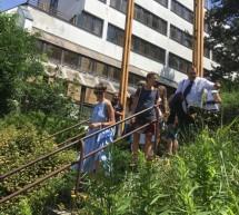 Cestovní zpráva z Luhačovic / Selektivní záchyty z vyluhovaného Vincenta
