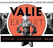VALIE EXPORT. Snímky umělkyně, která se dobrovolně stala značkou, uvede kino Světozor