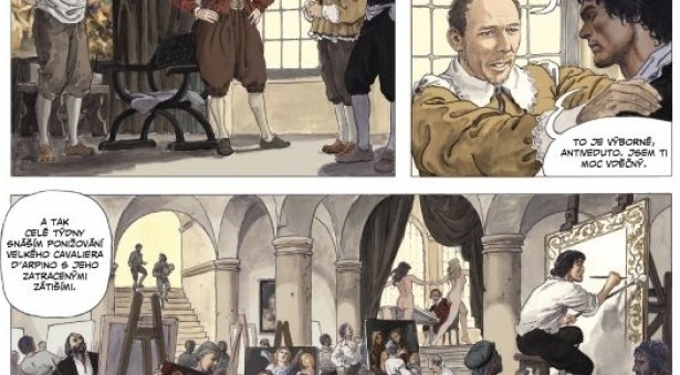Caravaggio – muž štětce a meče