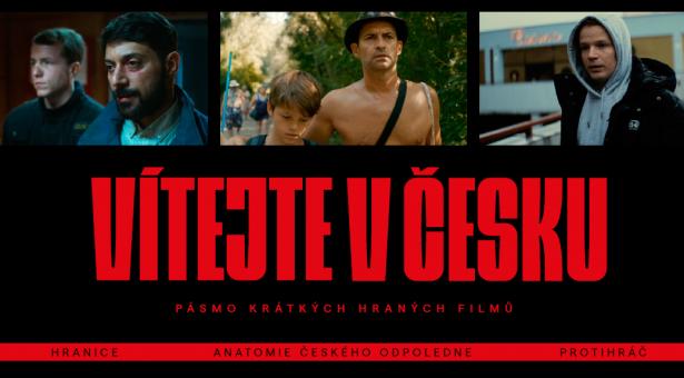 Distribuční premiéra filmového pásma Vítejte v Česku poukáže na palčivá témata a představí oceňované mladé autory