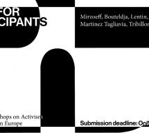 WAVE: Platforma Fresh Eye vyhlašuje workshopy o vizuálním aktivismu a hledá účastníky