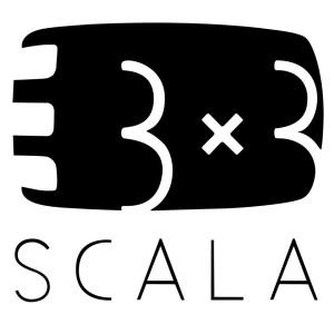 logo 3x3 scala