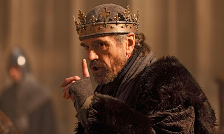 The Hollow Crown: Jeremy Irons in Henry IV Part 1
