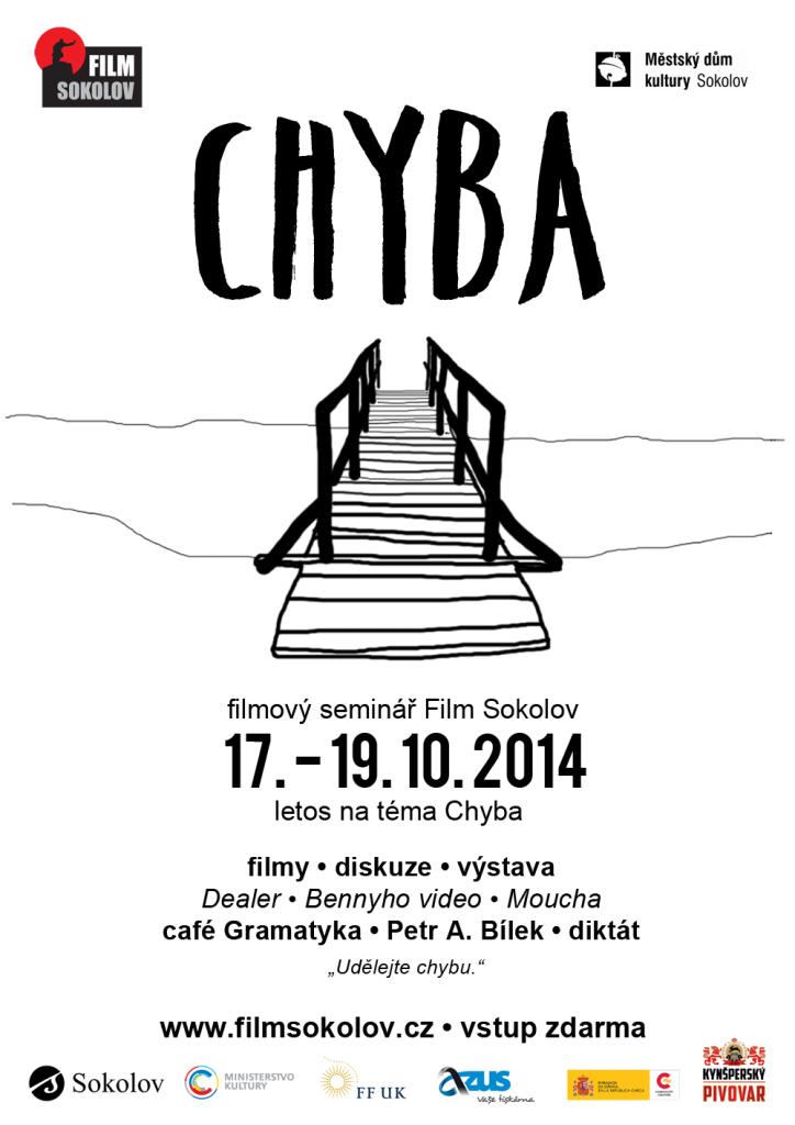 Film Sokolov 2014 na téma CHYBA_plakát