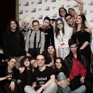 Nesmrtelný večírek_organizační tým Brno_Matthew Wolf