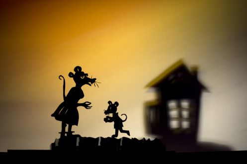 Kolumbijské stínové divadlo Pipův výlet (El viaje de Pipo) – rež. Jaime Cifuentes