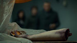 V případě Hannibala fridging zachází až do příliš doslovného extrému.