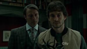 Will je předmět Hannibalova zájmu a je jím neustále sledován