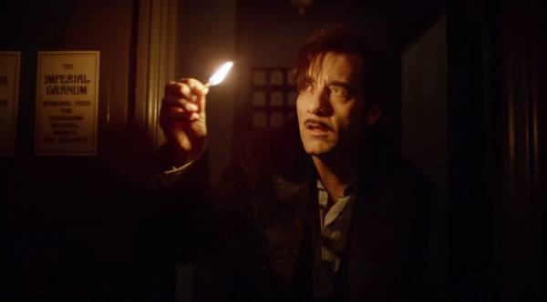 """Dr. Thackery - priekopník """"hľadajúci v temnote""""."""