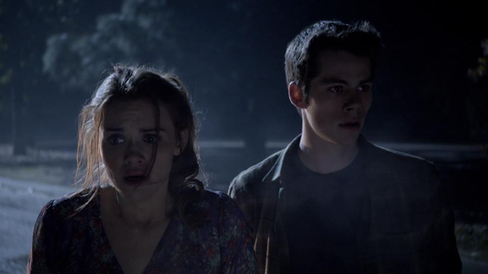 Stiles a Lydia
