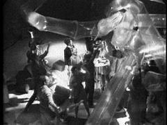 Piene, Otto; Tambellini, Aldo, «Black Gate Cologne», 1968 Videostill | ©