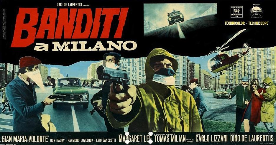 Bandité v Miláně